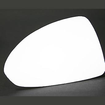 Linker Stick-On spiegelglas voor OPEL CORSA D 2006-2014