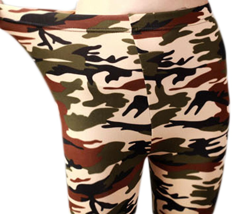 Waooh - Printed Legging Military Trely
