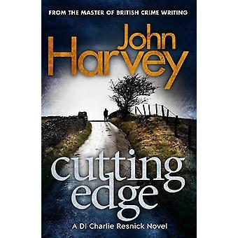 Cutting Edge - (Resnick 3) by John Harvey - 9780099585688 Book
