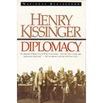 Diplomacy (Reprinted edition) by Henry A. Kissinger - 9780671510992 B