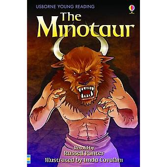 The Minotaur by Russell Punter - Linda Cavallini - 9780746096963 Book