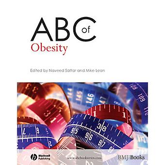 ABC of Obesity by Naveed Sattar - Michael E. J. Lean - 9781405136747