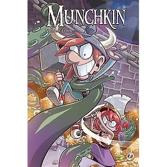 Munchkin - Vol. 5 by Katie Cook - 9781608869657 Book