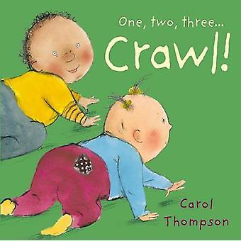 Crawl! by Carol Thompson - Carol Thompson - 9781846436147 Book