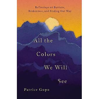 All the Colors We Will See - Reflections on Barriers - Brokenness - an