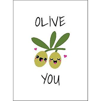 Olive You - Punderful Ways to Say 'I Love You' by Olive You - Punderful