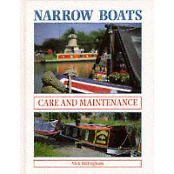 Narrow Boats - Care and Maintenance by Nick Billingham - 9781852238612