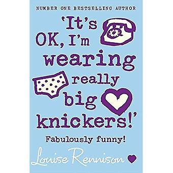 C'est OK, je porte des slips très gros (les Confessions de Georgia Nicolson)