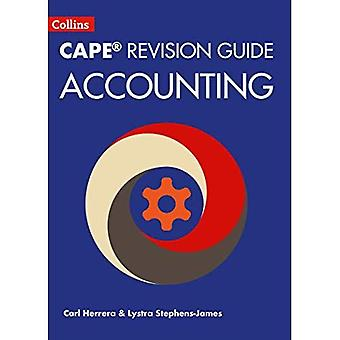 Collins CAPE Revision Guide - Accounting