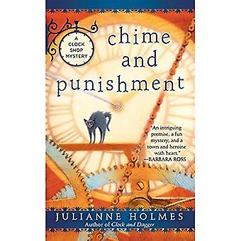 Chime and Punishment (Clock� Shop Mystery)
