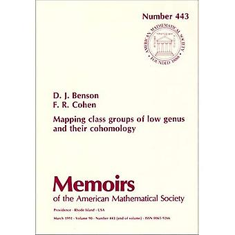 Mapping Class Groups of Low Genus and Their Cohomology