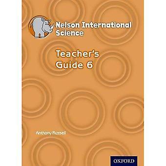 Nelson internationella Science Teacher's Guide 6