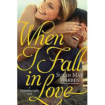 When I Fall in Love PB (Christiansen Family Novels)