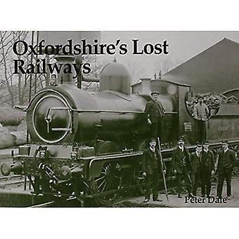 Oxfordshire perdu de chemins de fer