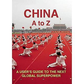 China A-Z