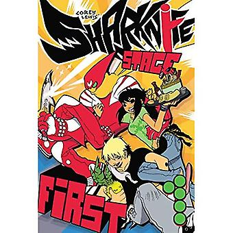 Sharknife Volume 1: Stage First