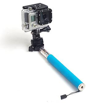 Extendable Monopod Monopod Support for GoPro 3/2/1 Hero Camera Tripod Base