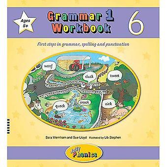 Grammar 1 Workbook 6 (Jolly Phonics)