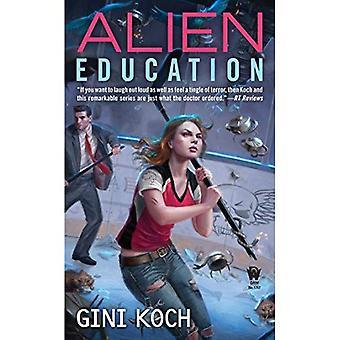 Alien de l'éducation (romans exotiques)