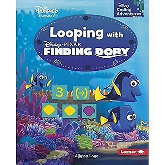 Looping med att hitta Dory (Disney kodning äventyr)