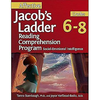 Affective Jacob's Ladder Reading Comprehension Program, Grades 6-8: Social-Emotional Intelligence� (Affective Jacob's Ladder)