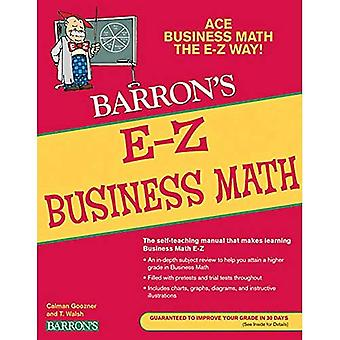 E-Z Business matematik: 4th Edition (E-Z-serien)