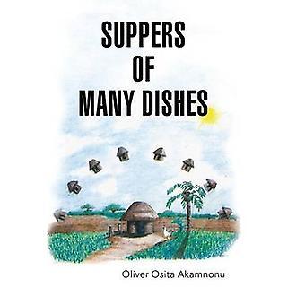 Abendessen für viele Gerichte von Akamnonu & Oliver Osita