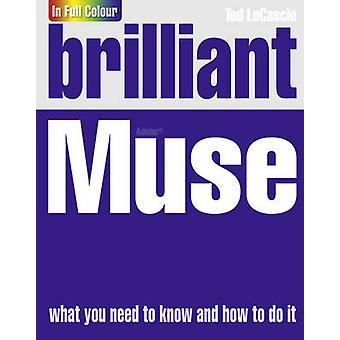 Brilliant Adobe Muse by Steve Johnson - 9780273773429 Book