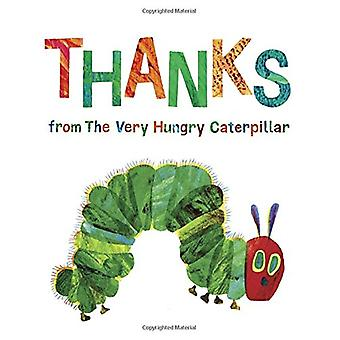 Thanks from the Very Hungry Caterpillar by Eric Carle - 9780515158069