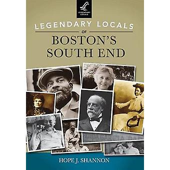 Legendary Locals of Boston's South End - Massachusetts by Hope J Shan