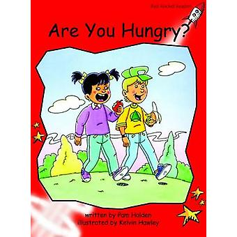 Are You Hungry - Early - Level 1 (International edition) by Pam Holden