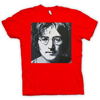 Mens T-shirt - War Is Over If You Want It - Lennon