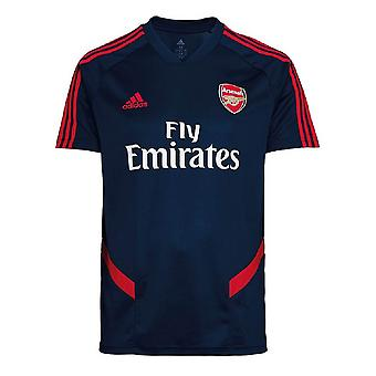 2019-2020 Arsenal Adidas Training Shirt (Navy) - Kids