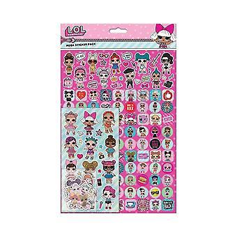 L.O.L Surprise! Mega Sticker Pack