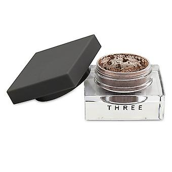 Three Shimmering Color Veil Statement - # 04 She's Got The Look (radiant Rose) - -
