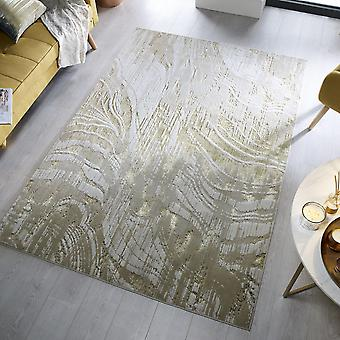 Venezia Rimini Rugs In Gold