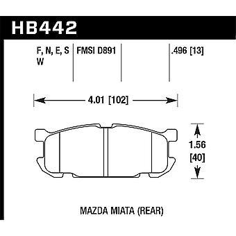 Hawk Performance HB442F.496 HPS