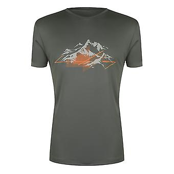 Millet Mens Rock T Shirt T-Shirt Tee Top Short Sleeve Crew Neck