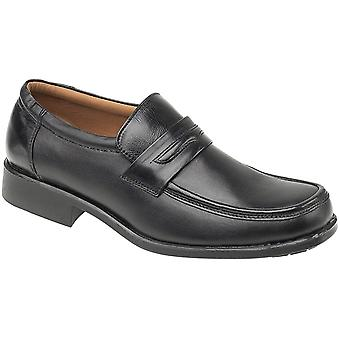 Amblers Mens Manchester Leather Loafer