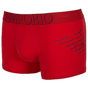 Emporio Armani Big Eagle Trunk, Red, X-Large