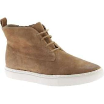 Kenneth Cole New York Womens Kingwood Suede Low Top Lace Up Fashion Sneakers