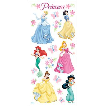Disney Stickers Packaged Princess Dreams Glitter Pdcl 176