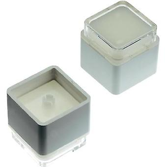 Switch cap White (diffuse) Mentor 2271.4016