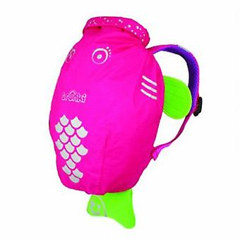 Trunki Paddle Fish Pack Backpack (Toys , School Zone , Backpacks)