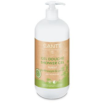 Sante Shower Gel Bio Pineapple Limon