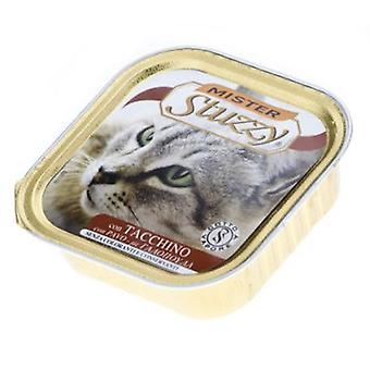 Stuzzy Cat Turkey (Cats , Cat Food , Wet Food)