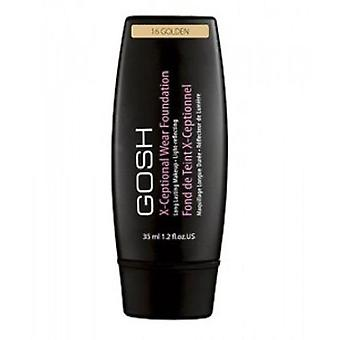 Gosh Copenhagen X-Ceptional Wear 35 Ml (Woman , Makeup , Face , Foundation)