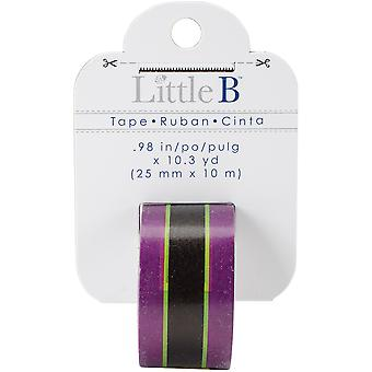 Little B Decorative Foil Tape 25mmX10m-Gold Foil Witches Belt LBFT25MM-2226