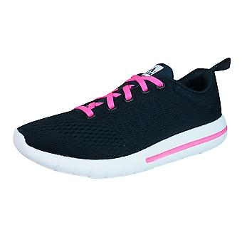 adidas Element Urban Run Womens Running Trainers / Shoes - Black