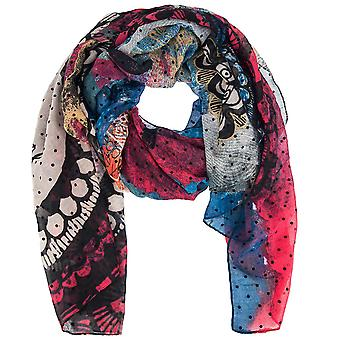 DESIGUAL FOULARD foulard RECTANGLE URANO 67W54B0/4016